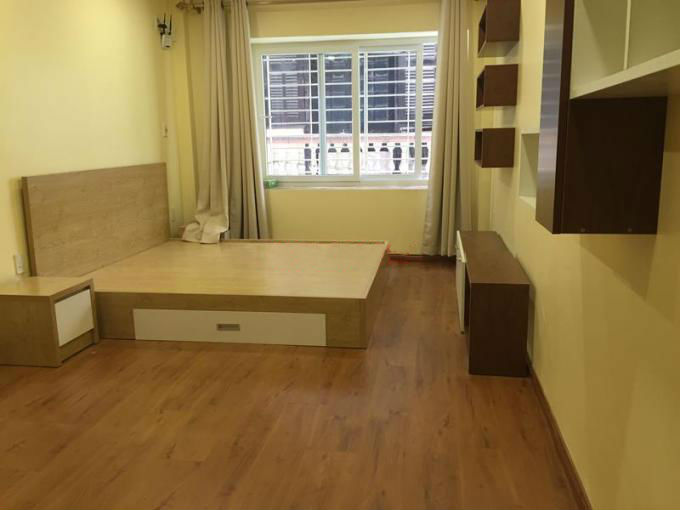 01 bedroom serviced apartment for rent in Ly Nam De street, Hoan Kiem district.