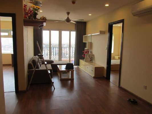 02 bedroom nice apartment for rent in Hoa Binh Green.