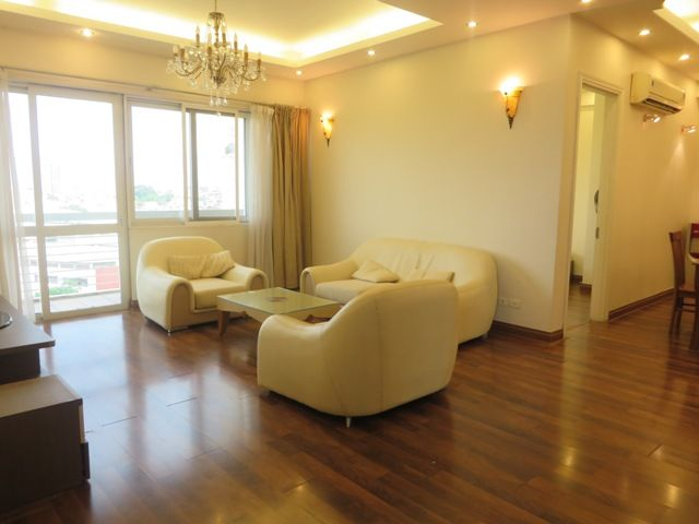 3 big bedrooms apartment to rent in E4 Block, Ciputra, Hanoi