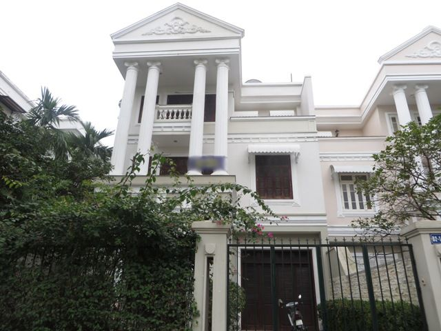 5 bedroom villa for rent in D2 Ciputra, Bac Tu Liem district, Hanoi
