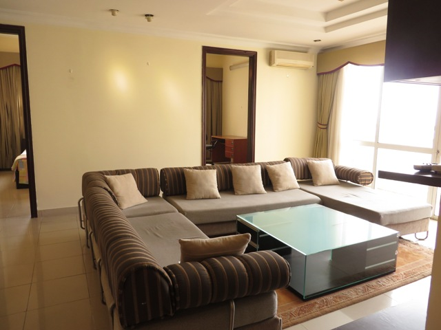 Beautiful apartment rental in G2 Ciputra, Tay Ho district, Ha Noi