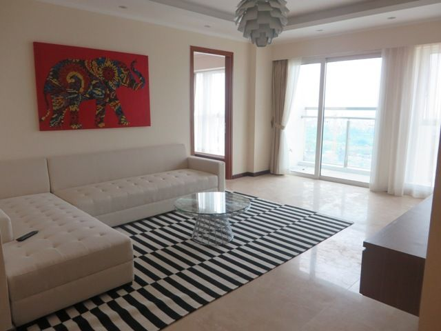 Modern 3 bedroom apartment for rent in L2 Ciputra, Bac Tu Liem dist, Hanoi