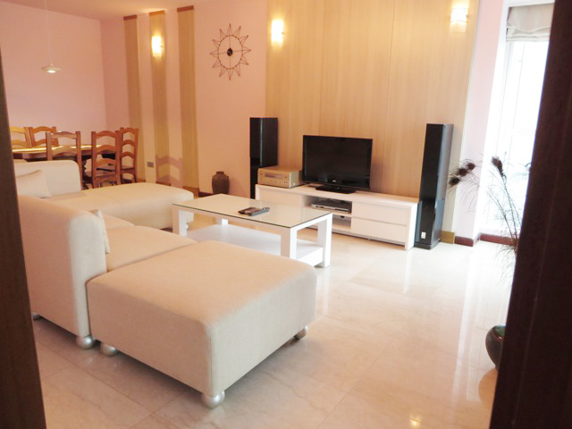 Nice, new 3 bedroom apartment for lease in L2 Ciputra, Hanoi.