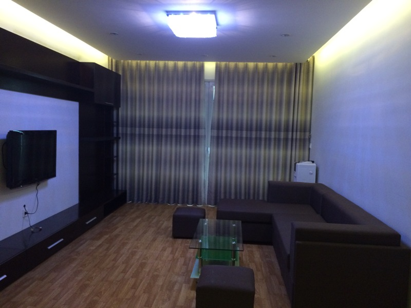 Renting 2 bedroom apartment in C3 Block, Mandarin Garden, Cau Giay, Hanoi