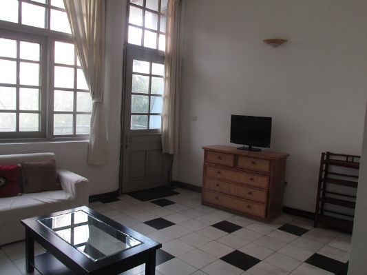 Serviced apartment for rent in Tue Tinh street
