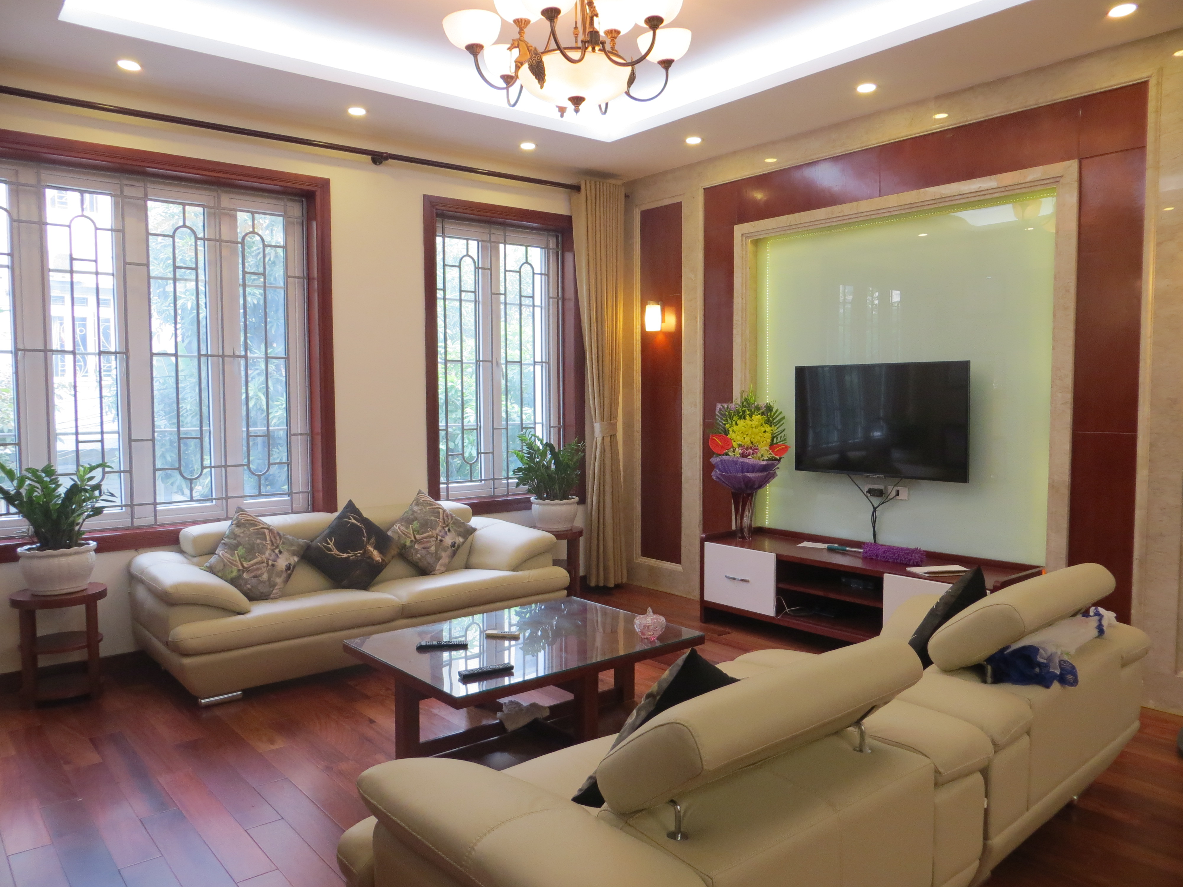 Splendid villa in Cau Giay area, Hanoi for rent