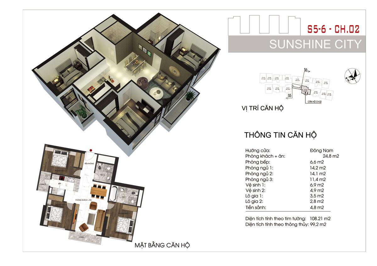 Dự án Sunshine City 2
