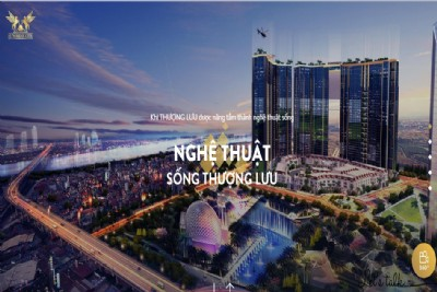 Sunshine City project attracts foreign visitors in Tay Ho district