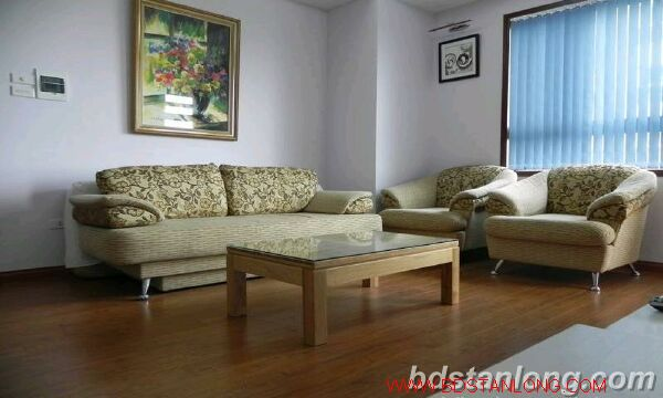 03 bedrooms apartment for rent in Lac Long Quan, Tay Ho, Ha Noi. 2