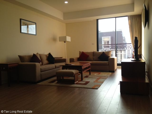 03 bedrooms apartment for rent in Pacific Place, 33 phan Boi Chau street. 1