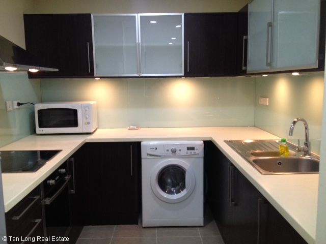 03 bedrooms apartment for rent in Pacific Place, 33 phan Boi Chau street. 4