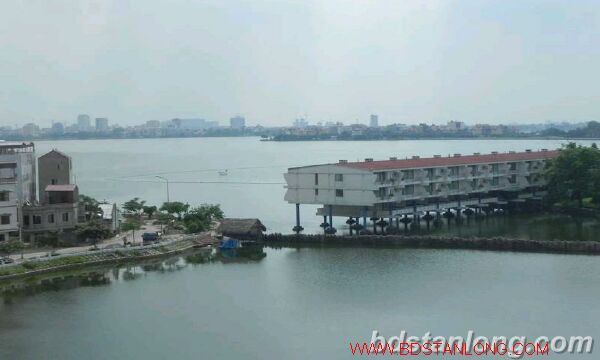 03 bedrooms apartment in Yen Phu road, Tay Ho for rent 7