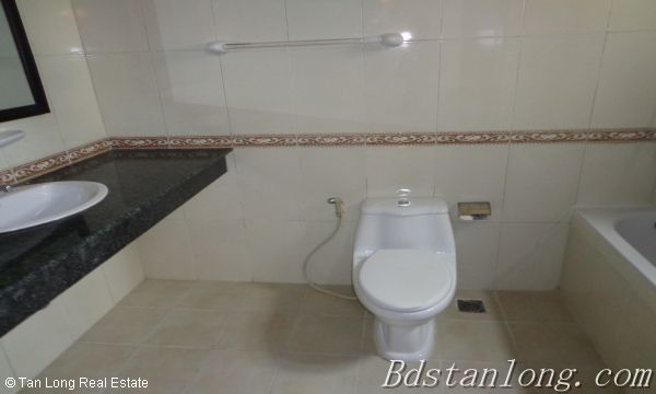 04 bedrooms villa for rent in D3 Ciputra Hanoi 8