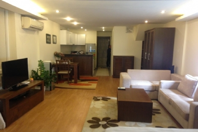 1 bedroom apartment for rent in Ba Dinh district