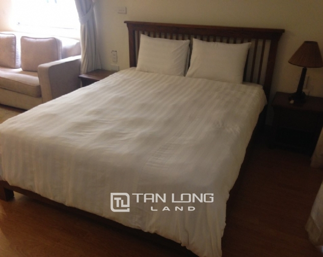 1 bedroom apartment for rent in Ba Dinh district 5