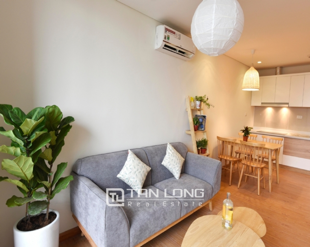 1 bedroom apartment for rent in Hong Kong Tower, Ba Dinh 1