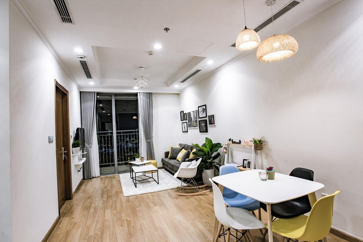 Apartments in Vinhomes Times City