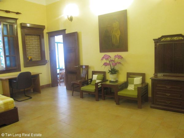 1 bedroom apartment for rent in The Old Quarters, Nha Tho street, Hoan Kiem District, Hanoi. 3