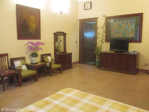 1 bedroom apartment for rent in The Old Quarters, Nha Tho street, Hoan Kiem District, Hanoi. 4