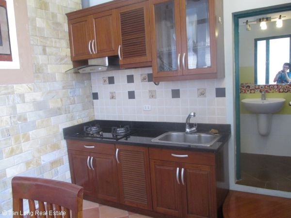 1 bedroom apartment for rent in The Old Quarters, Nha Tho street, Hoan Kiem District, Hanoi. 5