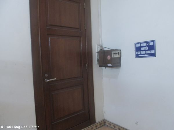 1 bedroom apartment for rent in The Old Quarters, Nha Tho street, Hoan Kiem District, Hanoi. 9
