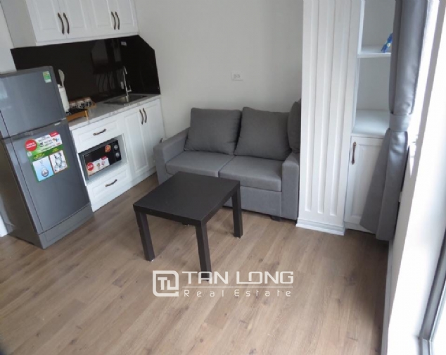 1 bedroom apartment for rent on Alley 210 Doi Can street, Ba Dinh 1