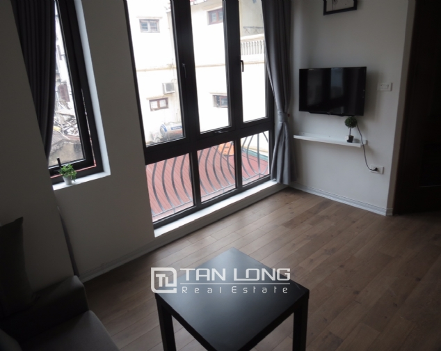 1 bedroom apartment for rent on Alley 210 Doi Can street, Ba Dinh 3