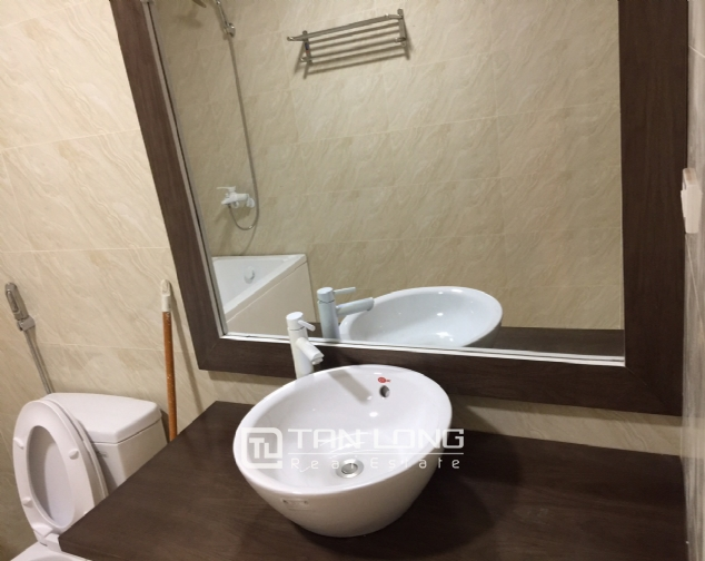 1 bedroom apartment for rent on Alley 41, Linh Lang street 6