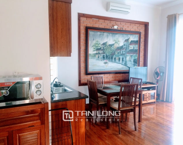 1 bedroom apartment for rent on Kim Ma 2