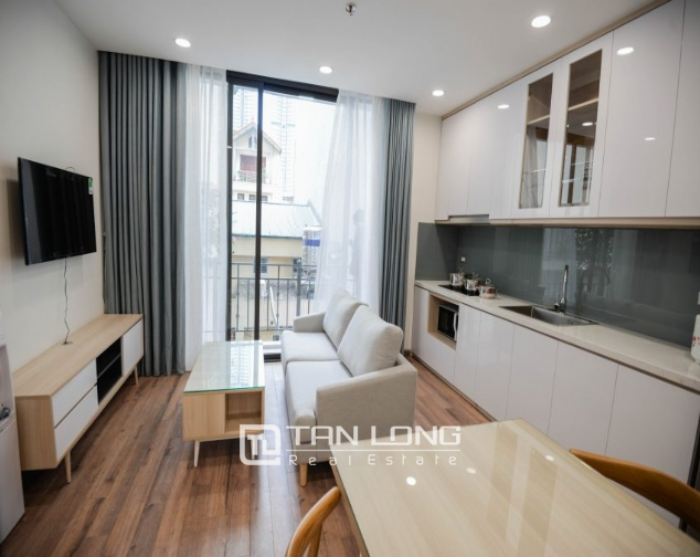 1 bedroom apartment for rent on Lane 19, Lieu Giai street 1
