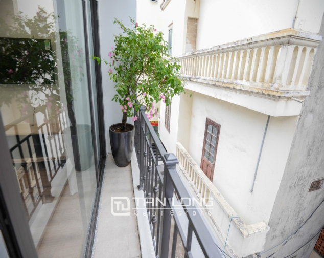 1 bedroom apartment for rent on Lane 19, Lieu Giai street 2