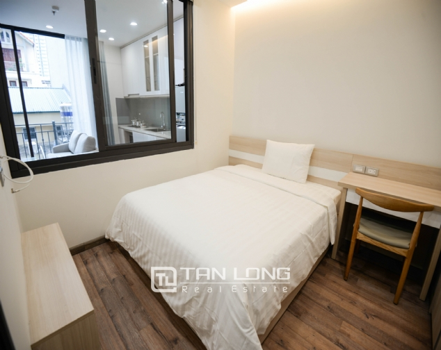 1 bedroom apartment for rent on Lane 19, Lieu Giai street 3