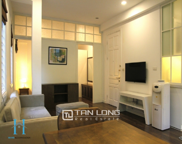 1 bedroom apartment for rent on Nguyen Chi Thanh street 2