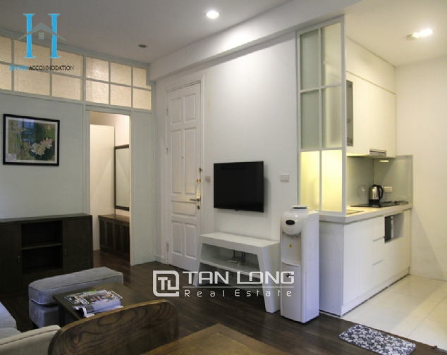 1 bedroom apartment for rent on Nguyen Chi Thanh street 3