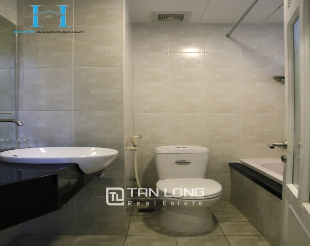 1 bedroom apartment for rent on Nguyen Chi Thanh street 4