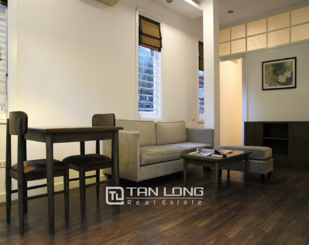 1 bedroom apartment for rent on Nguyen Chi Thanh street 7