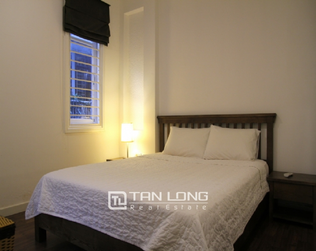 1 bedroom apartment for rent on Nguyen Chi Thanh street 8