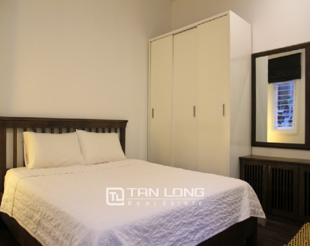 1 bedroom apartment for rent on Nguyen Chi Thanh street 9