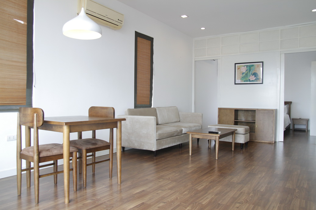 1 bedroom apartment for rent on Nguyen Chi Thanh