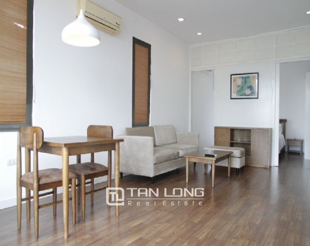 1 bedroom apartment for rent on Nguyen Chi Thanh 1