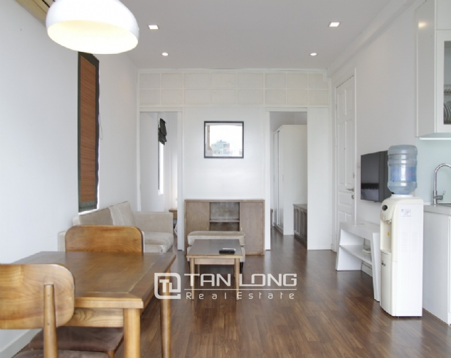 1 bedroom apartment for rent on Nguyen Chi Thanh 2