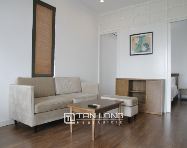 1 bedroom apartment for rent on Nguyen Chi Thanh 3