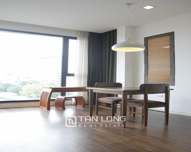 1 bedroom apartment for rent on Nguyen Chi Thanh 5