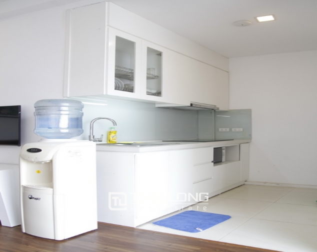 1 bedroom apartment for rent on Nguyen Chi Thanh 7