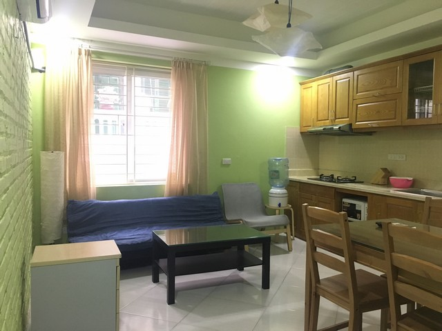 1 bedroom apartment with fully furnished for rent