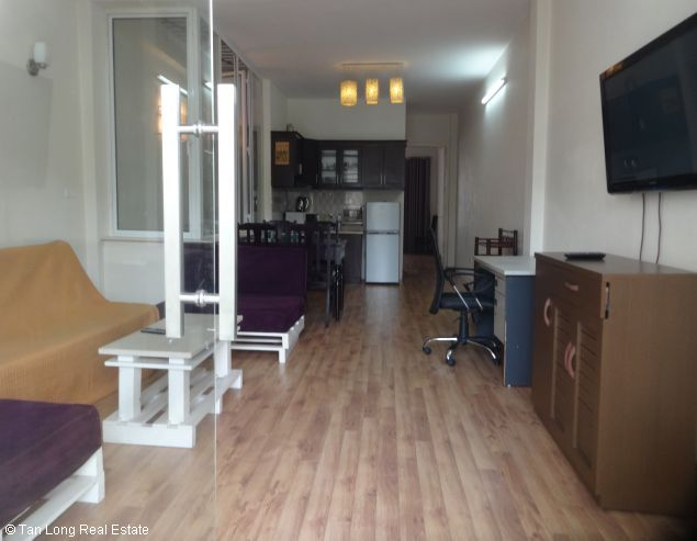 1 bedroom serviced apartment for rent in Dang Thai Mai street, Tay Ho 2
