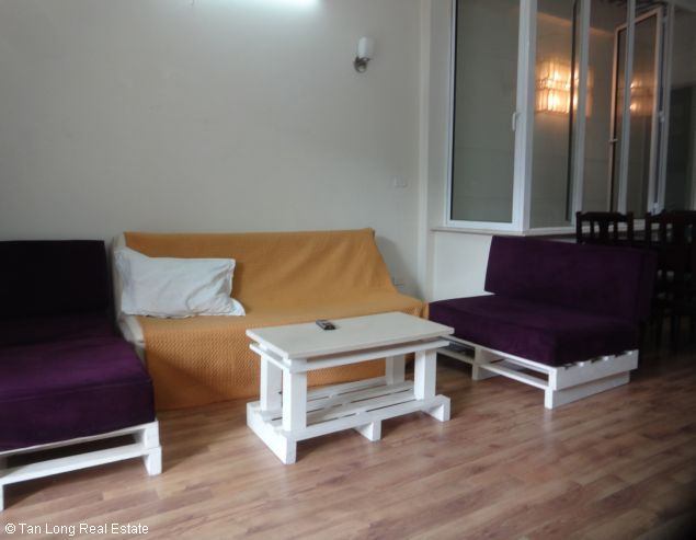 1 bedroom serviced apartment for rent in Dang Thai Mai street, Tay Ho 4