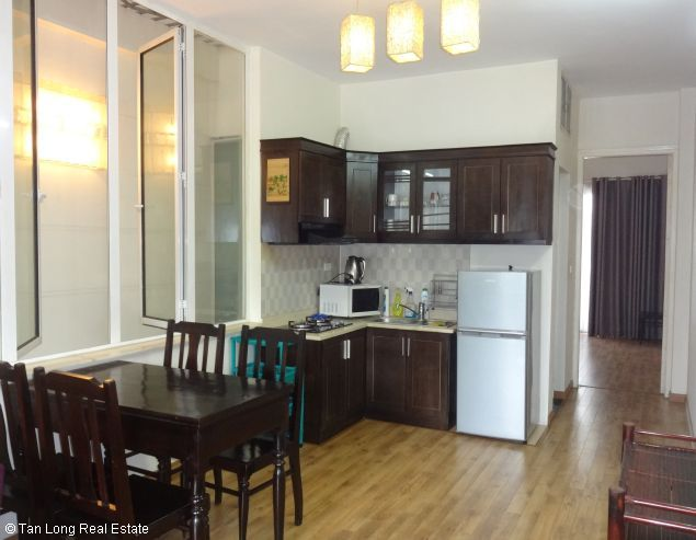 1 bedroom serviced apartment for rent in Dang Thai Mai street, Tay Ho 5