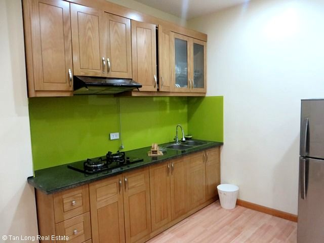 1 bedroom serviced apartment for rent in Ngoc Lam, Long Bien district, Ha Noi 4