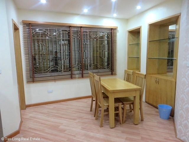 1 bedroom serviced apartment for rent in Ngoc Lam, Long Bien district, Ha Noi 5